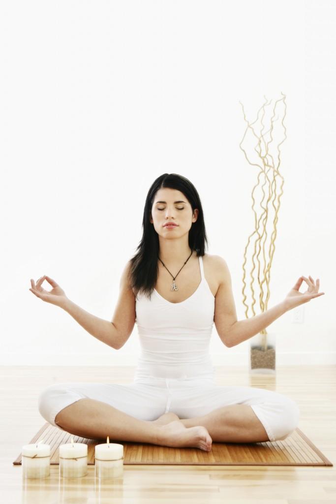 meditatie dame2
