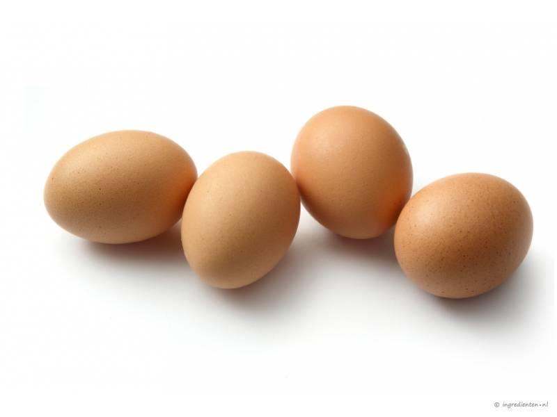 eieren gezondheid